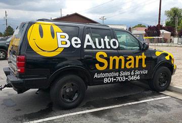 Be Auto Smart Car